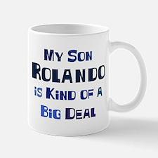 My Son Rolando Mug