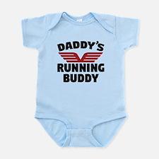 Daddys Running Buddy Body Suit