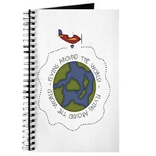 Flying Airplane Journal