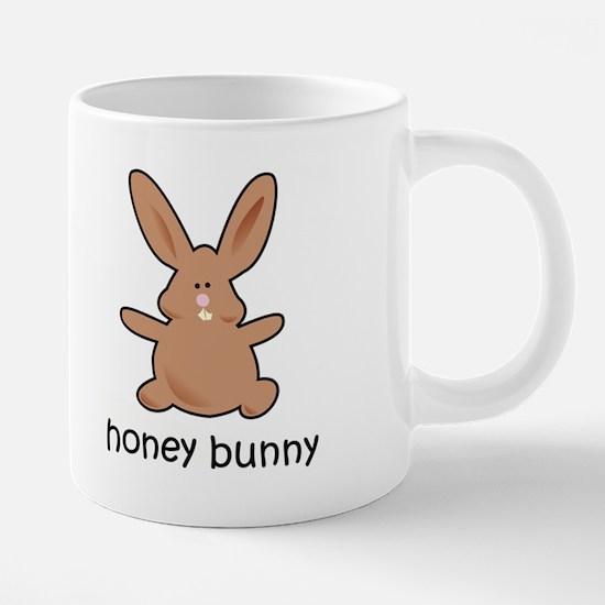 honeybunnymug.png 20 oz Ceramic Mega Mug