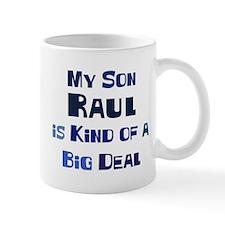My Son Raul Mug
