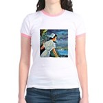 Island Jr. Ringer T-Shirt