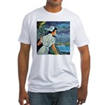 Island Fitted T-Shirt