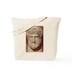 Greek Philosophers: Aristotle Tote Bag