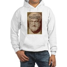 Greek Philosophers: Aristotle Hoodie