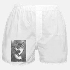 Cry Wolf Boxer Shorts