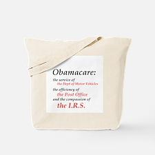 Cute Pelosi obamacare Tote Bag