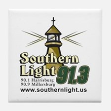 Southern Light Tile Coaster