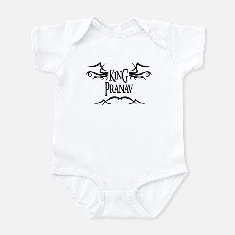 King Pranav Infant Bodysuit
