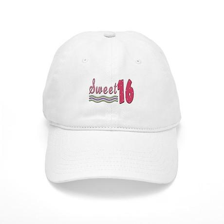Sweet 16 Cap