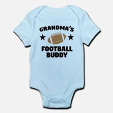 Grandmas Football Buddy Body Suit