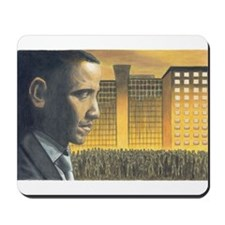 Obama For The People Items Mousepad