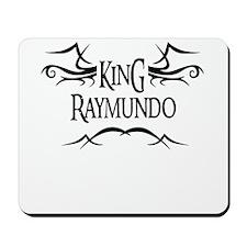 King Raymundo Mousepad