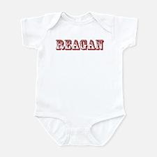 Reagan Infant Bodysuit