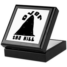 Over The Hill Keepsake Box