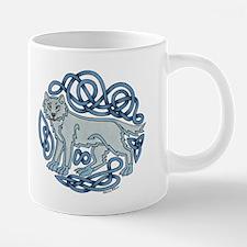 wolfround-mug.png 20 oz Ceramic Mega Mug