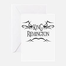 King Remington Greeting Cards (Pk of 10)