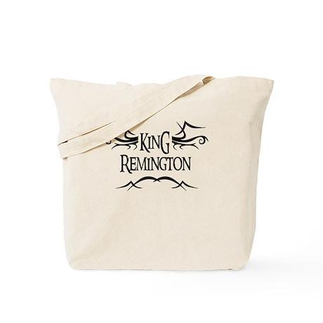 King Remington Tote Bag
