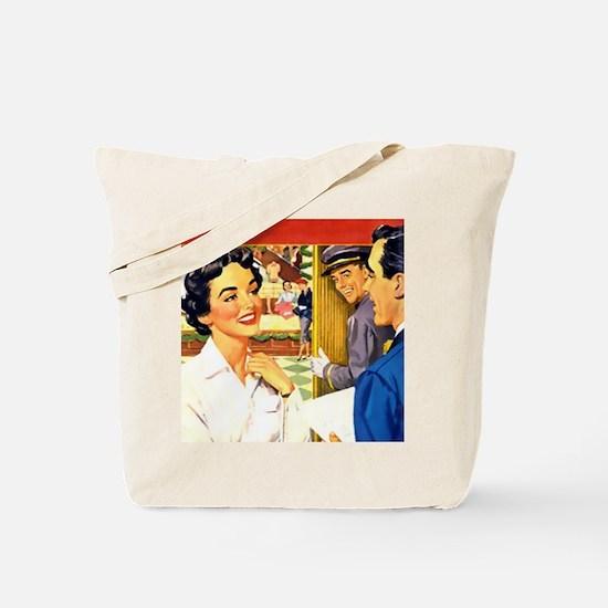 Department Store Nurse Tote Bag