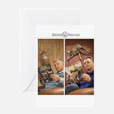 Sportsmen Greeting Card