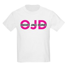 OJD: Obessive Jonas Disorder T-Shirt