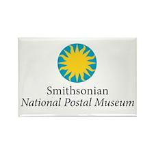Postal Museum Rectangle Magnet