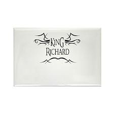 King Richard Rectangle Magnet