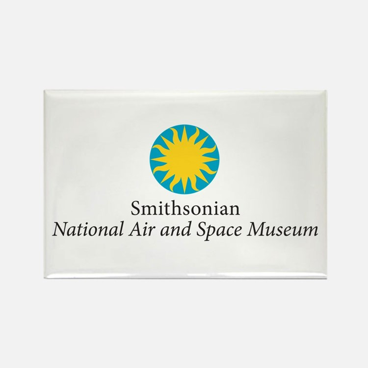 Air & Space Museum Rectangle Magnet