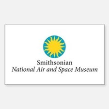 Air & Space Museum Rectangle Decal