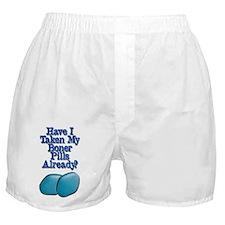 Boner Pill Boxer Shorts