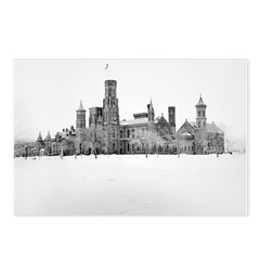 The Castle Postcards (Package of 8)