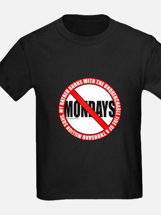 No Mondays2 T