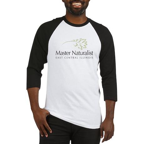 master naturalist logo color Baseball Jersey