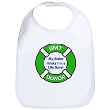 Cute Save a life Bib