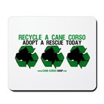 Recycled Cane Corso Mousepad