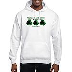Recycled Cane Corso Hooded Sweatshirt