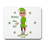 Robby The Elf Mousepad