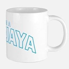 Cute I voted for sanjaya 20 oz Ceramic Mega Mug