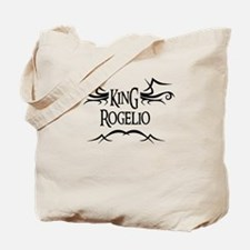 King Rogelio Tote Bag