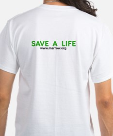 """""""Save a Life"""" on back of most in this se"""