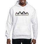 Penguin Family 2 Hooded Sweatshirt