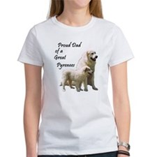 Proud Dad of a Great Pyrenees Tee