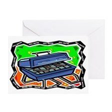 Grilling Greeting Card