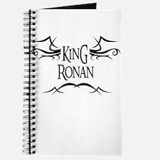 King Ronan Journal