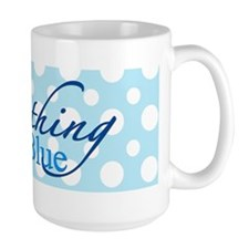 Something Blue Ceramic Mugs