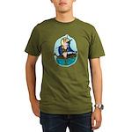 Valkyrie Organic Men's T-Shirt (dark)