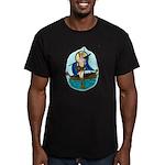 Valkyrie Men's Fitted T-Shirt (dark)