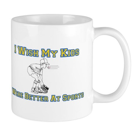 Dad's Wishes Mug