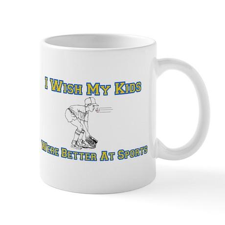 Dad's Wishes Mug