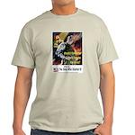 Halliburton Ripoff Ash Grey T-Shirt